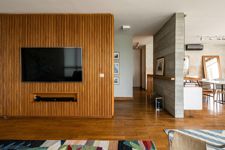 decoração design arquitetura helo marques apartamento cores texturas são paulo janelas