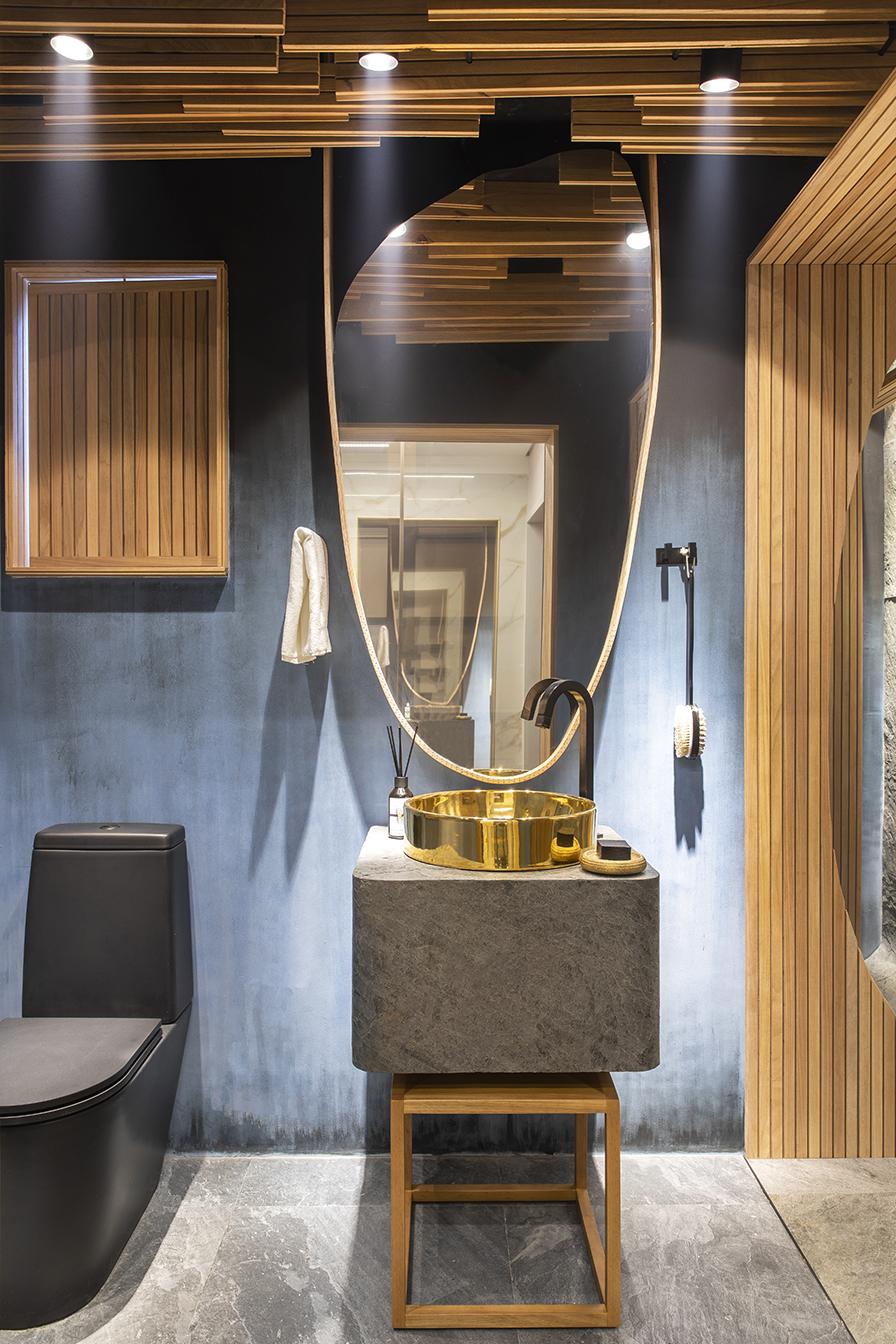 casacor banheiro boxe arquitetura decoração om ribeirão preto