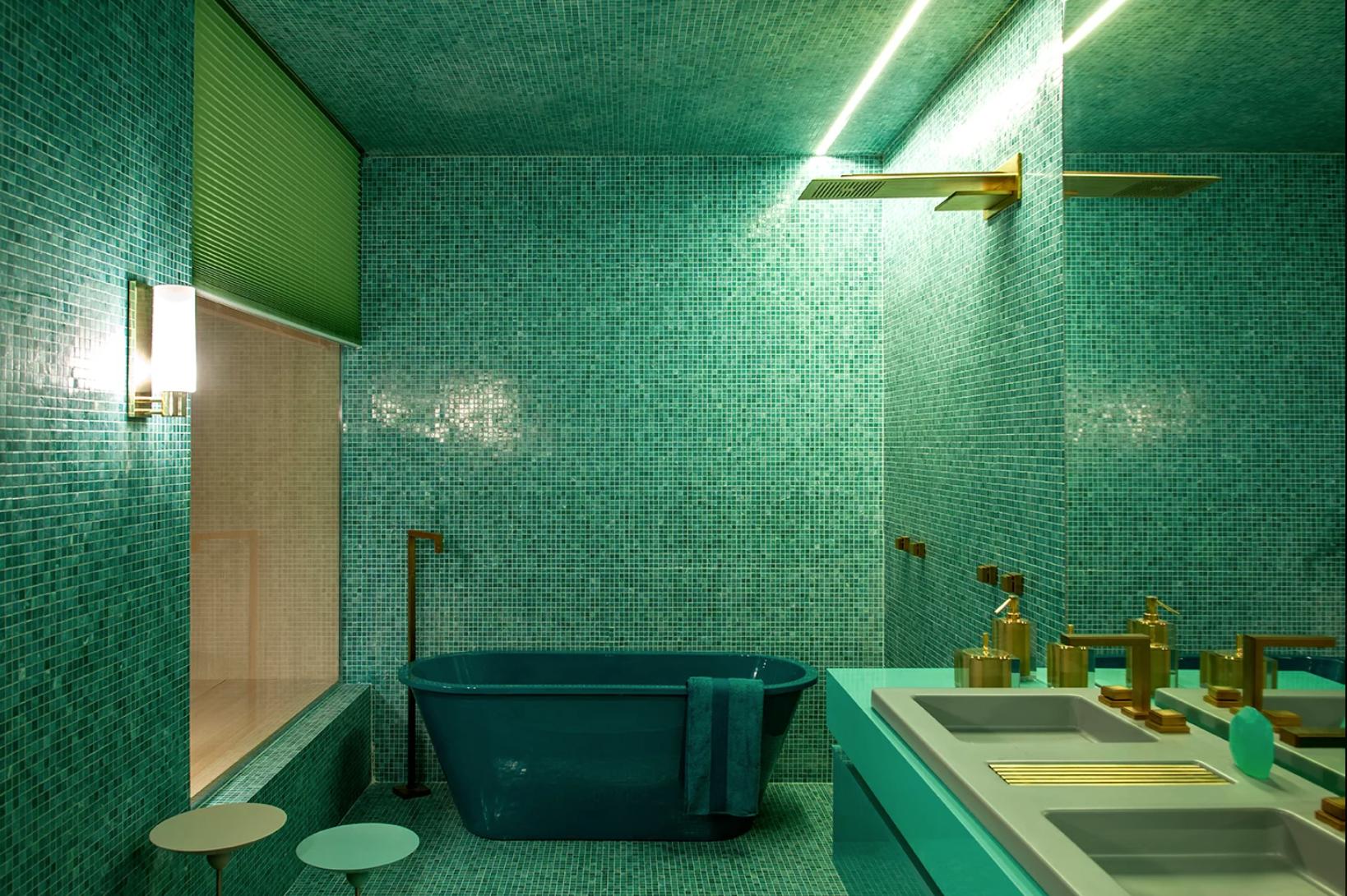 Brunete_Fraccaroli banheiro colorido casacor