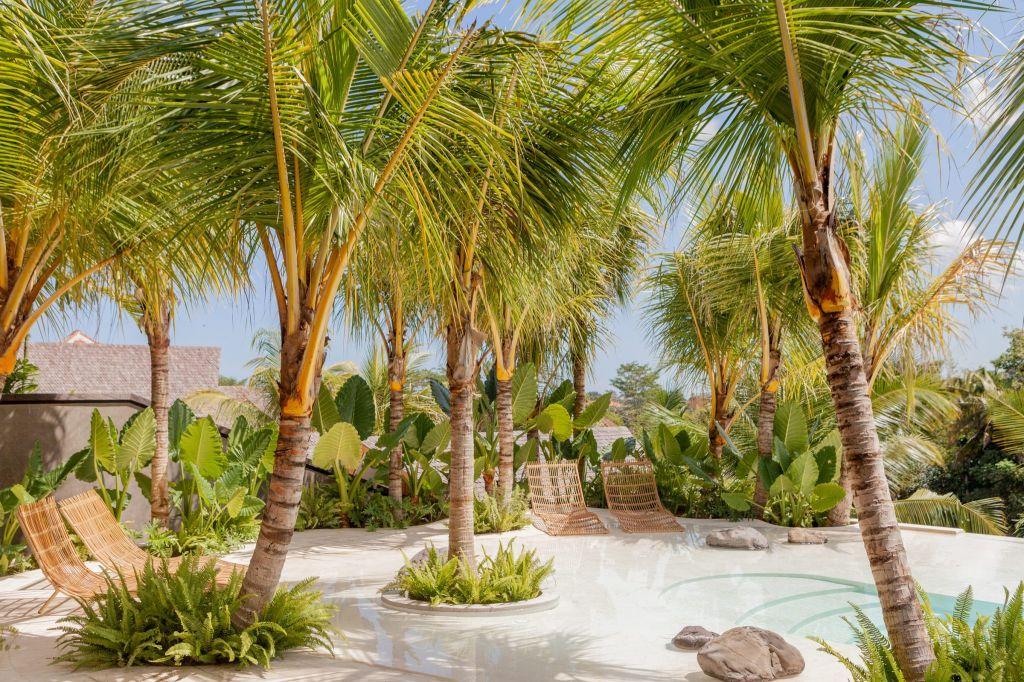 Casa Cala Soana; Bali; paisagismo; ideias; decoração com plantas;