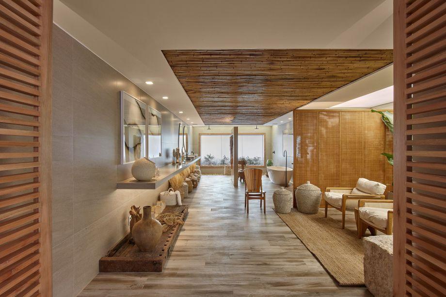 CASACOR Brasília 2019 - Sala de Banho por Alex Claver e Wilker Medeiros