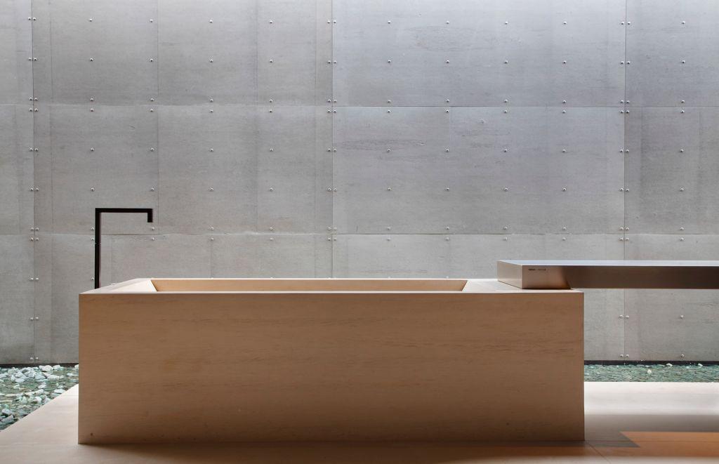 SPA com banheira de guilherme torres para o casacor