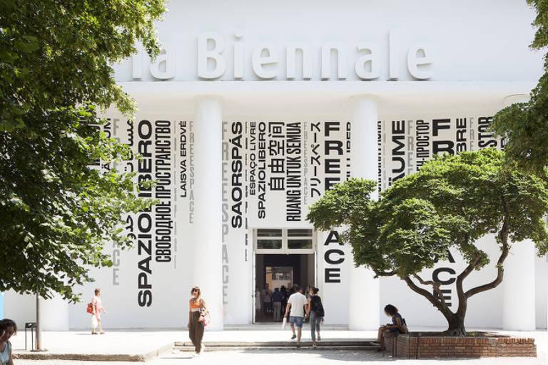 biennale di architettura bienal de arquitetura de veneza 2021 capa giardini arsenale arquitetura arte exposição evento how will we live together como viveremos juntos pavilhão estônia