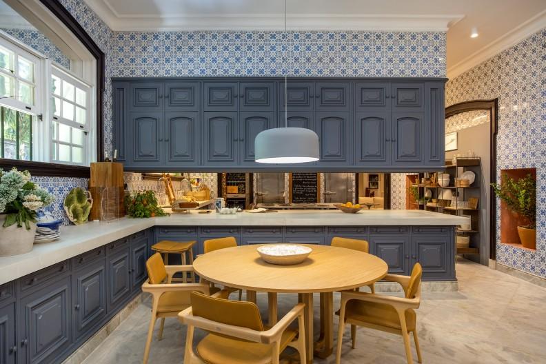 cozinha casacor rio 2021 cores coral