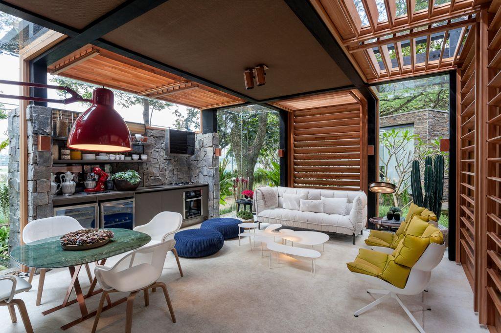Casa do Bosque, David Bastos