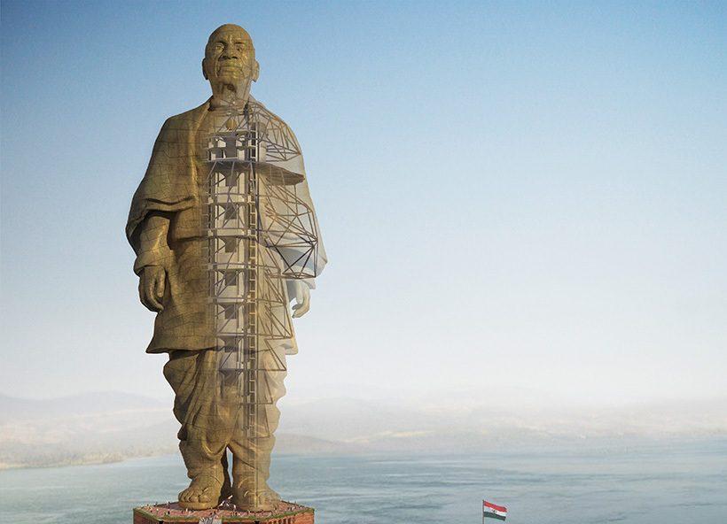 maior estatua do mundo