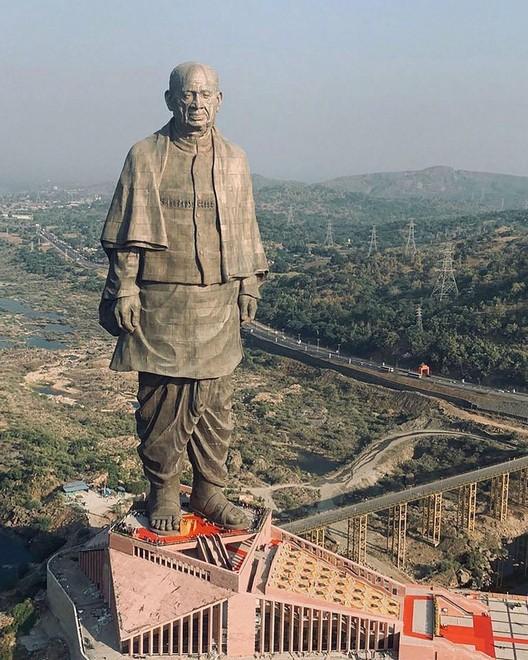 Estátua da Unidade Índia