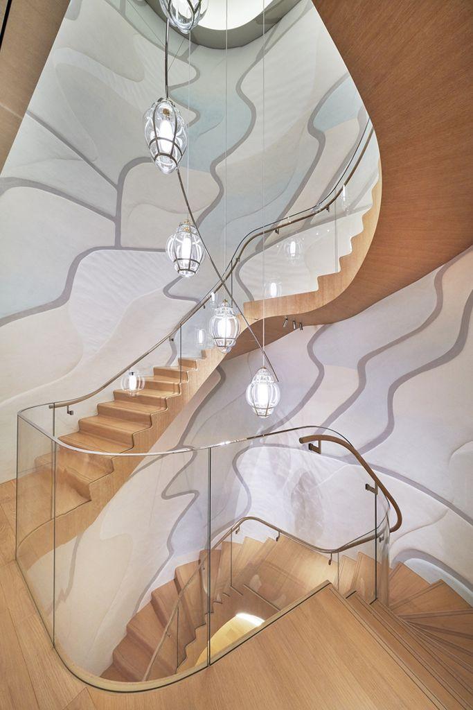louis vuitton nova loja toquio arquitetura construção japão