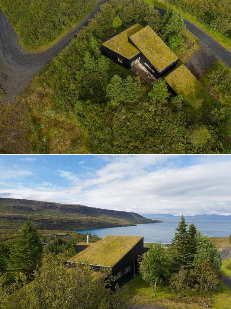 paisagem natural projeto casa de ferias