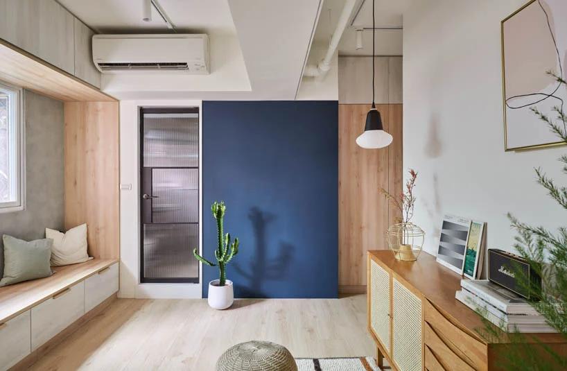 sala de estar apartamento taiwan