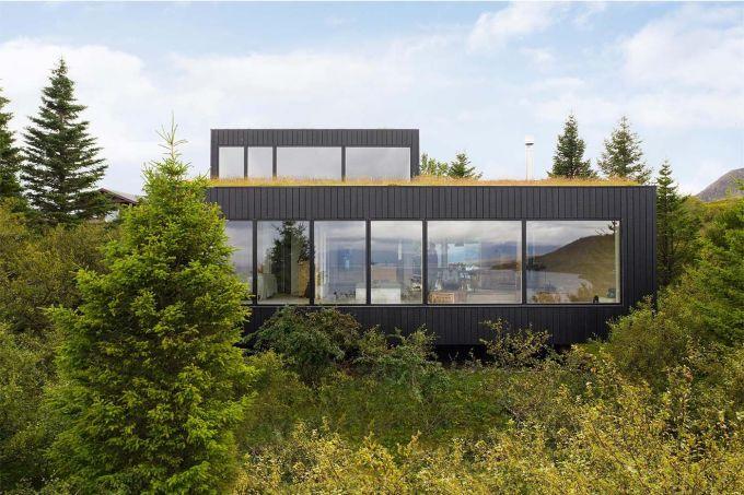 telhado verde projeto