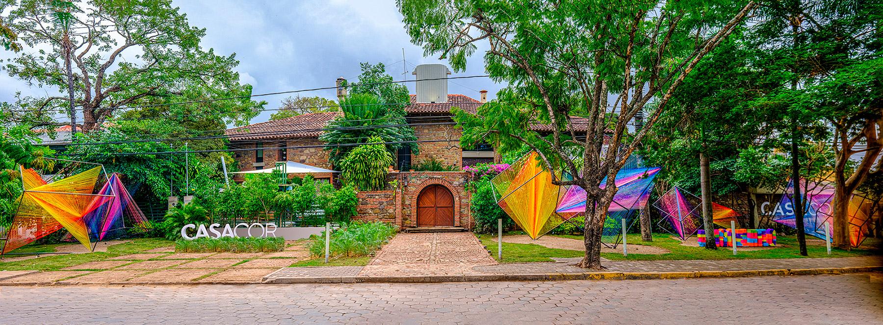 Alameda CASACOR Bolívia