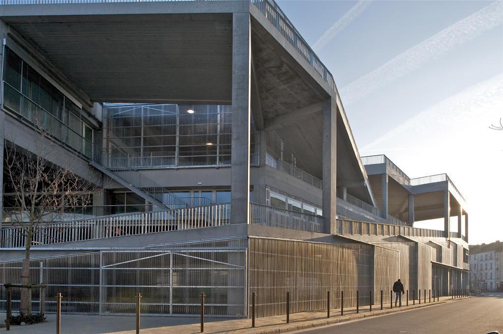 anne lacaton jean philippe vassal premio pritzker foto phillipe ruault faculdade de arquitetura de nantes