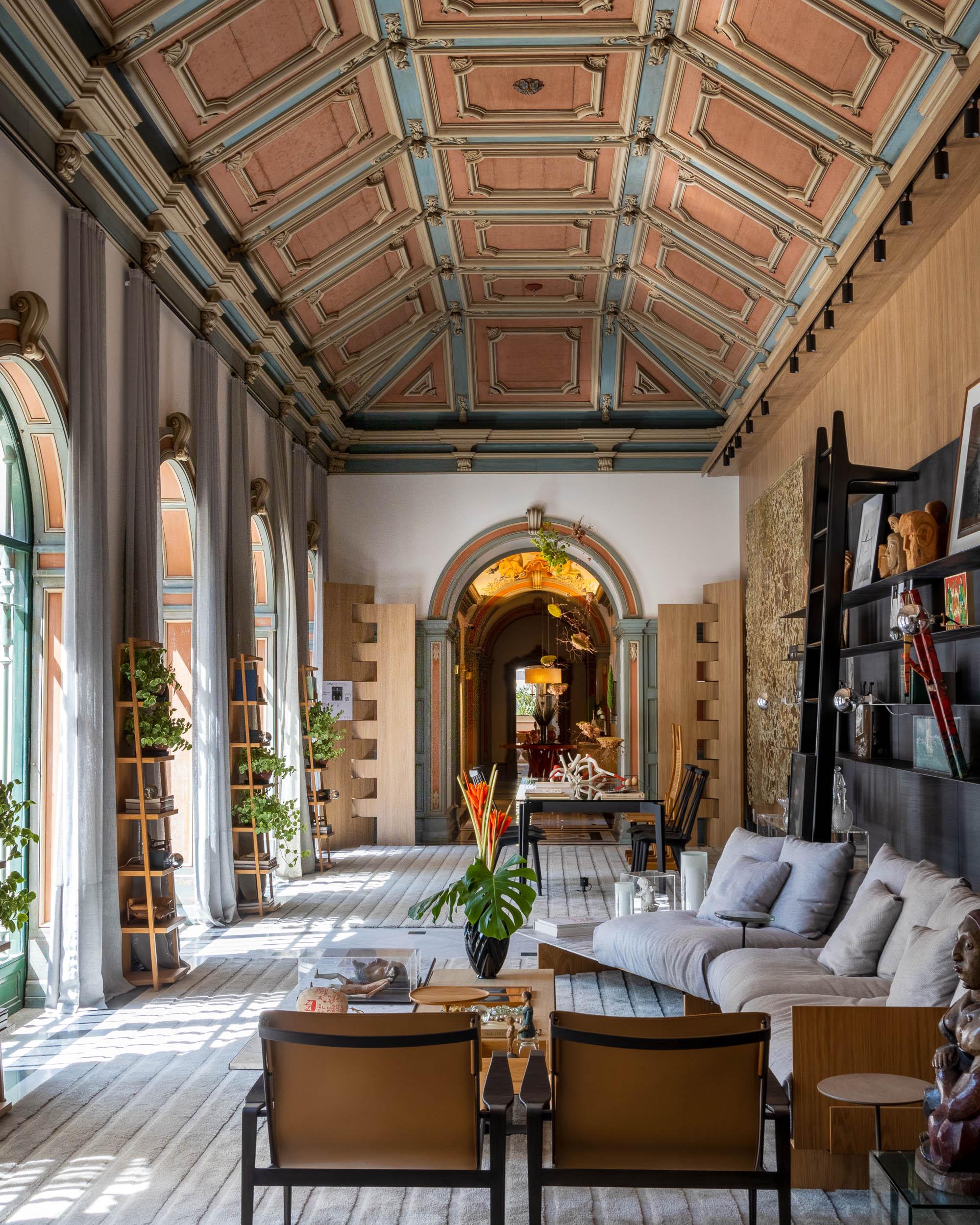casacor rio de janeiro 2021 rj ambientes decoração arquitetura mostras mario costa santos sala arte contemplação design