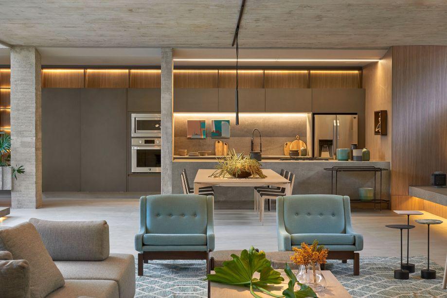 Casa Finitura - Deborah Pinheiro Arquitetura.CASACOR Brasília 2019.