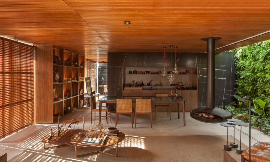 Loft Renault – MF + Arquitetos. CASACOR Franca 2017.