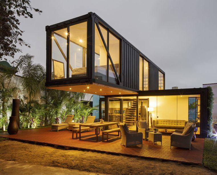 CASACOR Peru 2016 -Casa Reciclada por Sachi Fujimor