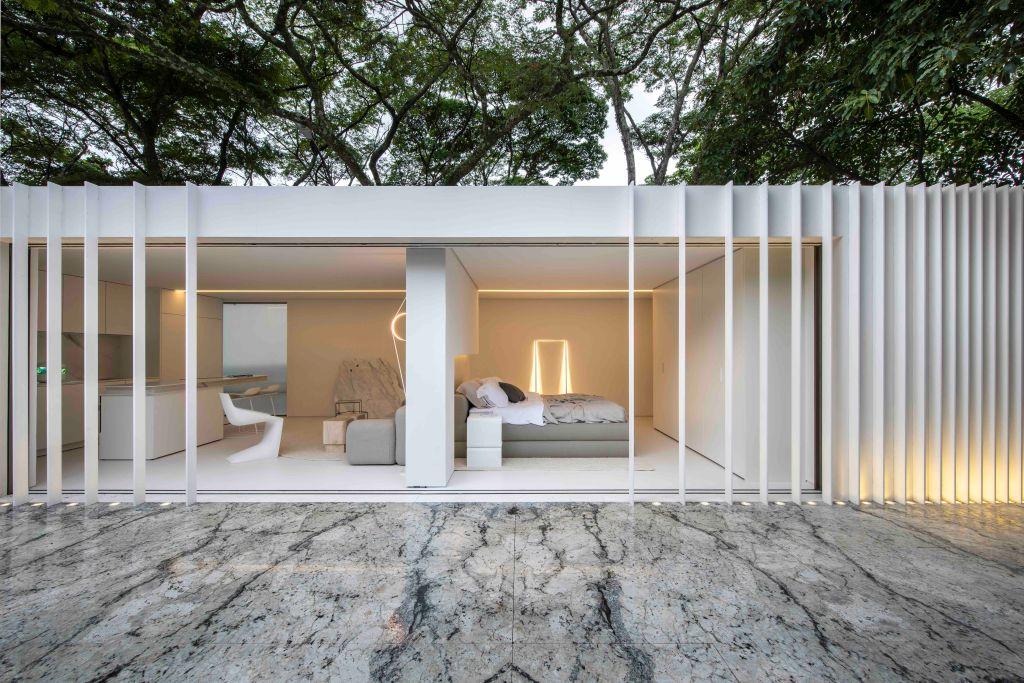 CASACOR São Paulo 2019 -CasaContêiner-Marilia Pellegrini-foto- Romulo Fialdini