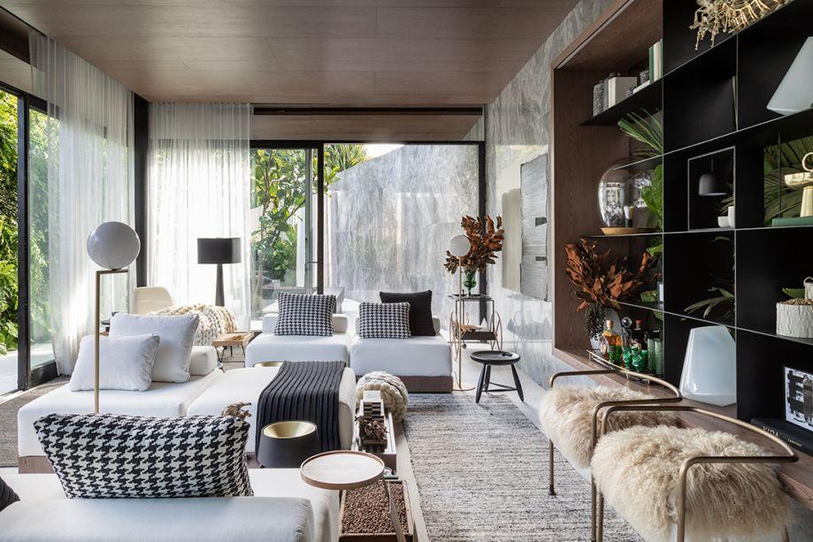 CASACOR São Paulo 2019 Casa Grão, por Trés Arquitetura