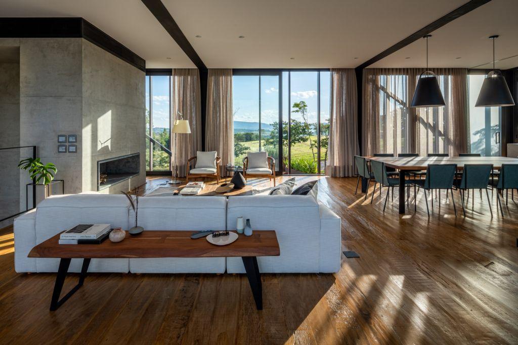 Casa Cigarra - Projeto FGMF Arquitetura