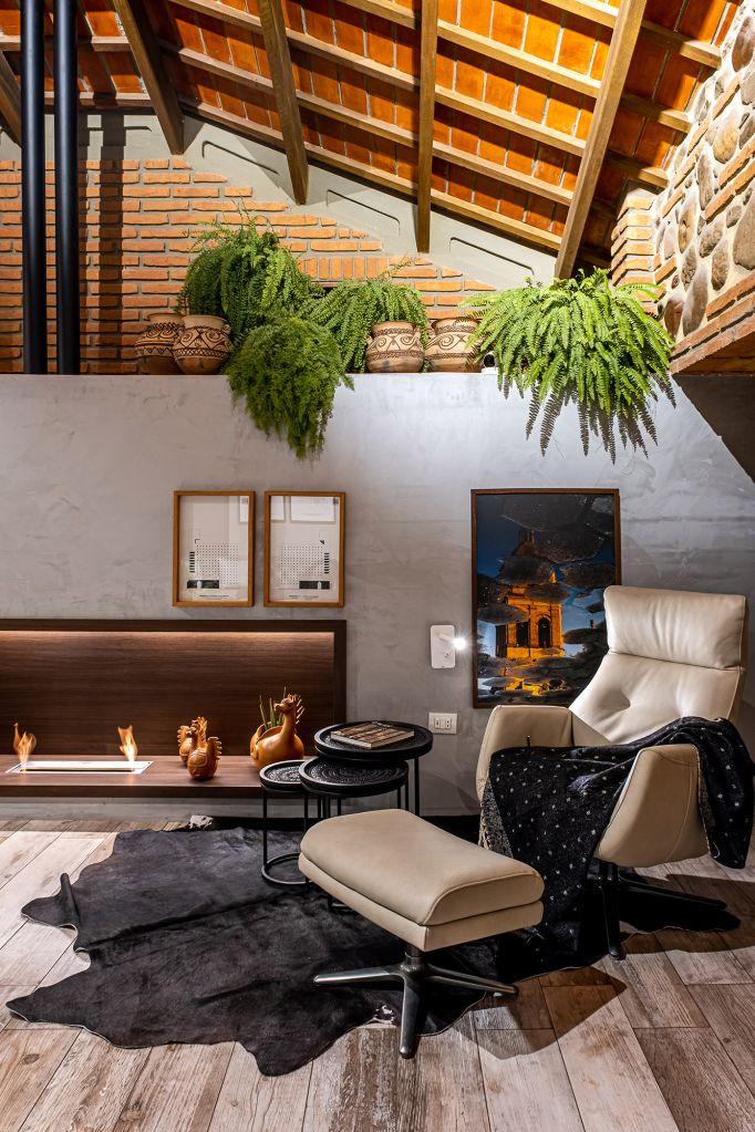casacor bolivia decor decoração arquitetura 2021 mostras estudio arquitecto homenaje mario palma gomez eduardo baldelomar sala