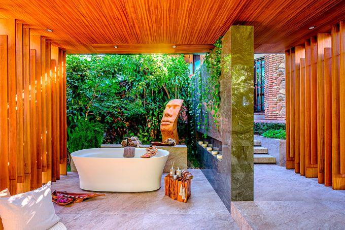 Jardín Oasis Tropical – Nataly Dorado e Noelia Dorado