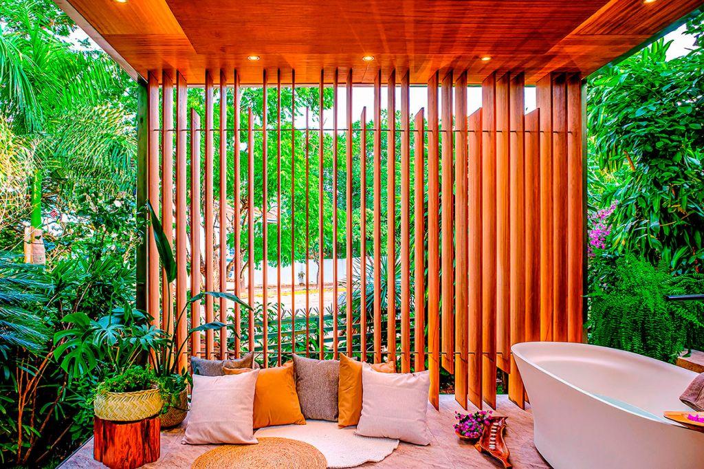casacor bolivia decor decoração arquitetura 2021 mostras jardim jardín oasis tropical nataly dorado noelia