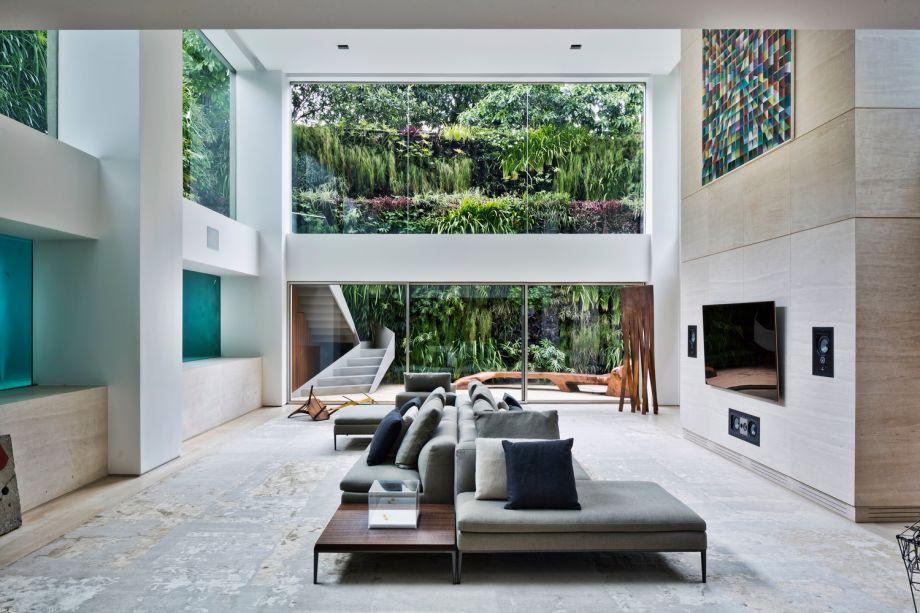 Casa em São Paulo - Projeto Fernanda Marques
