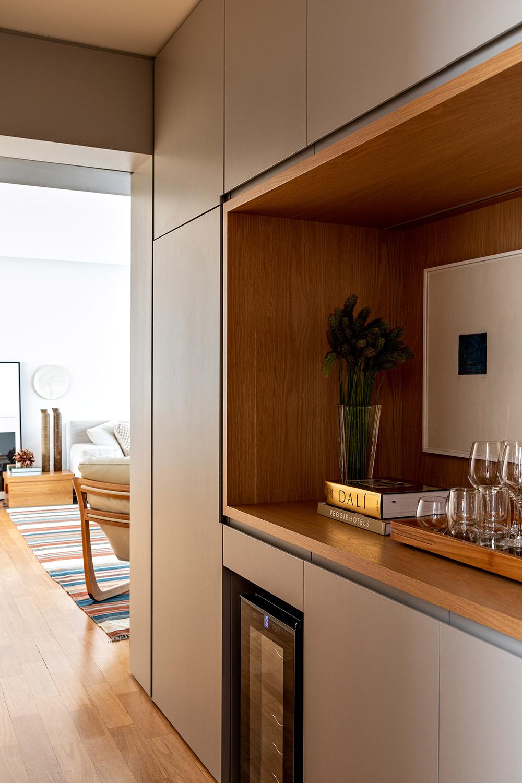 sala decoração estar tres arquitetura decor design marcenaria apartamento