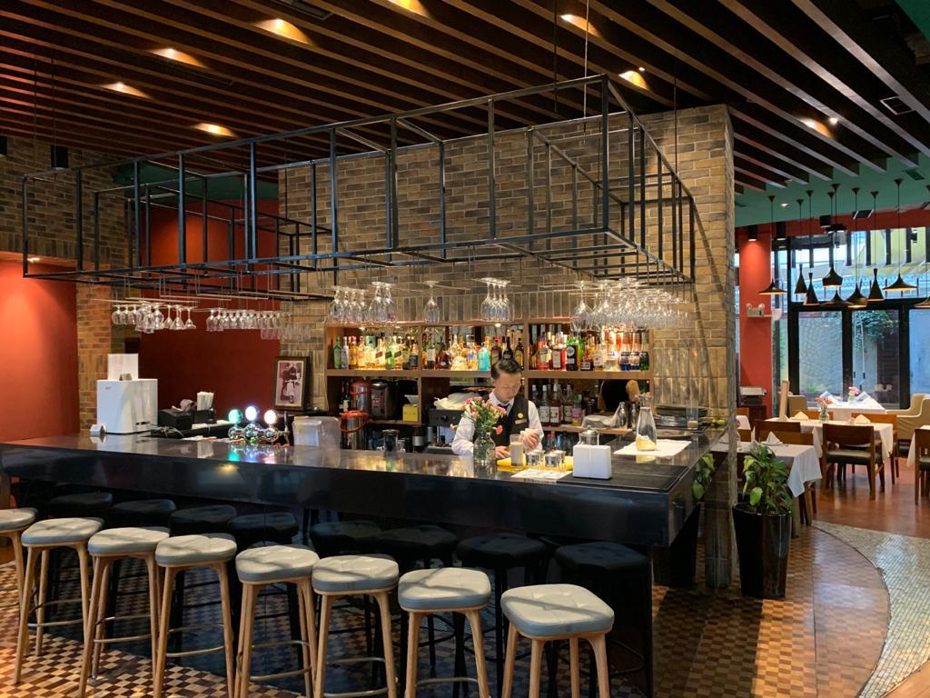 restaurante na China é projeto de Fernando Brandão