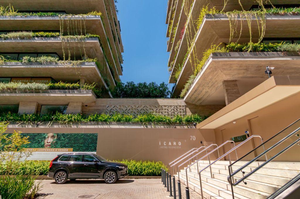 projeto de Arthur Casas, Edifício Ícaro, é premiado no design if award