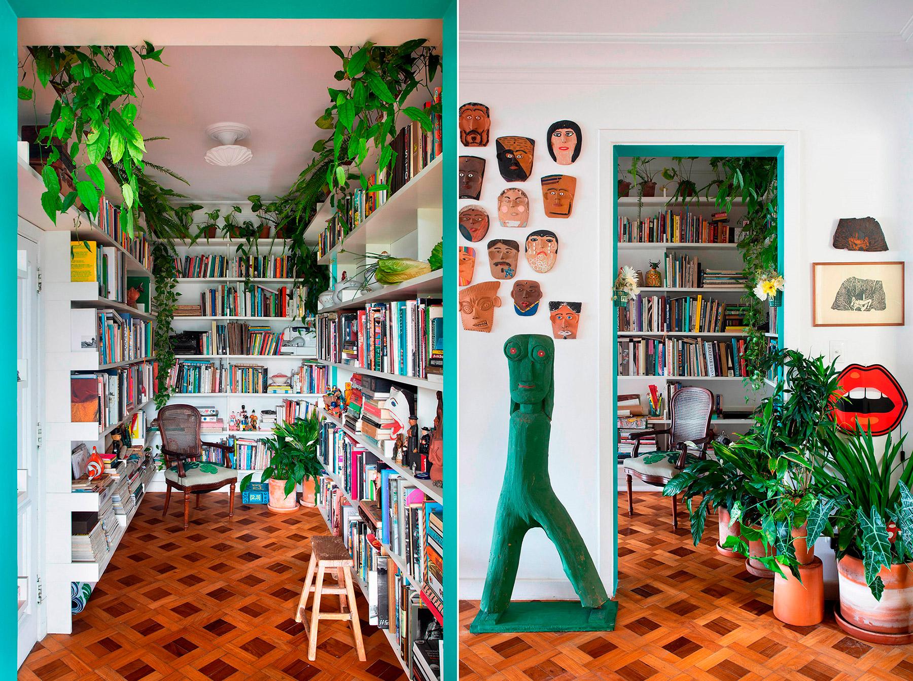 apartamento decor paisagismo isabela capeto anna luiza rothier plantas decoração rio de janeiro