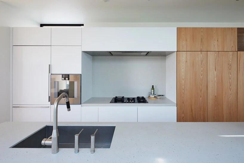 cozinha minimalista pratica