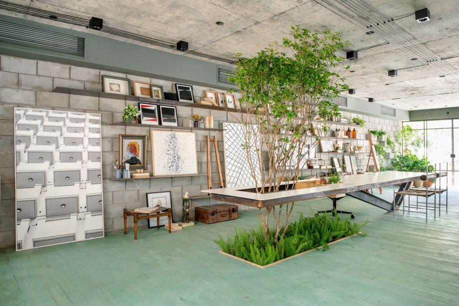 Oficina do Artista, por GAM Aquitetos - CASACOR Bahia 2018