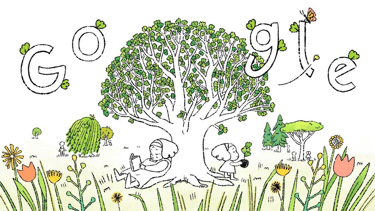 dia da terra sustentabilidade ilustração sophie dao