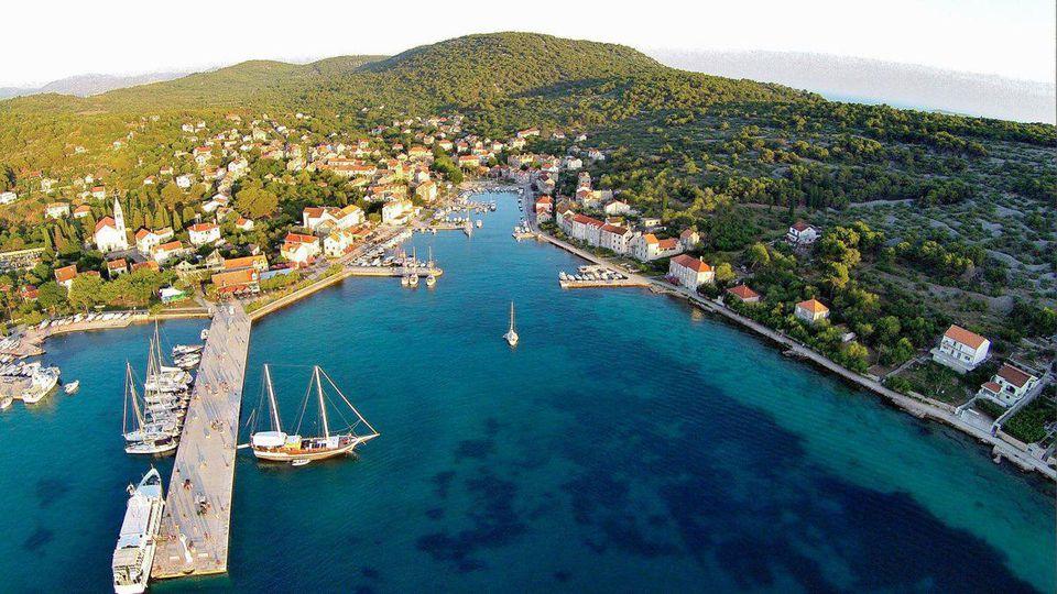redução do consumo de plástico hotel na croacia