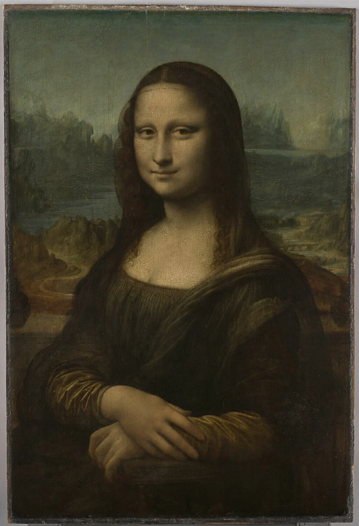 monalisa leonardo da vinci museu do louvre acervo disponivel online arte obra de arte