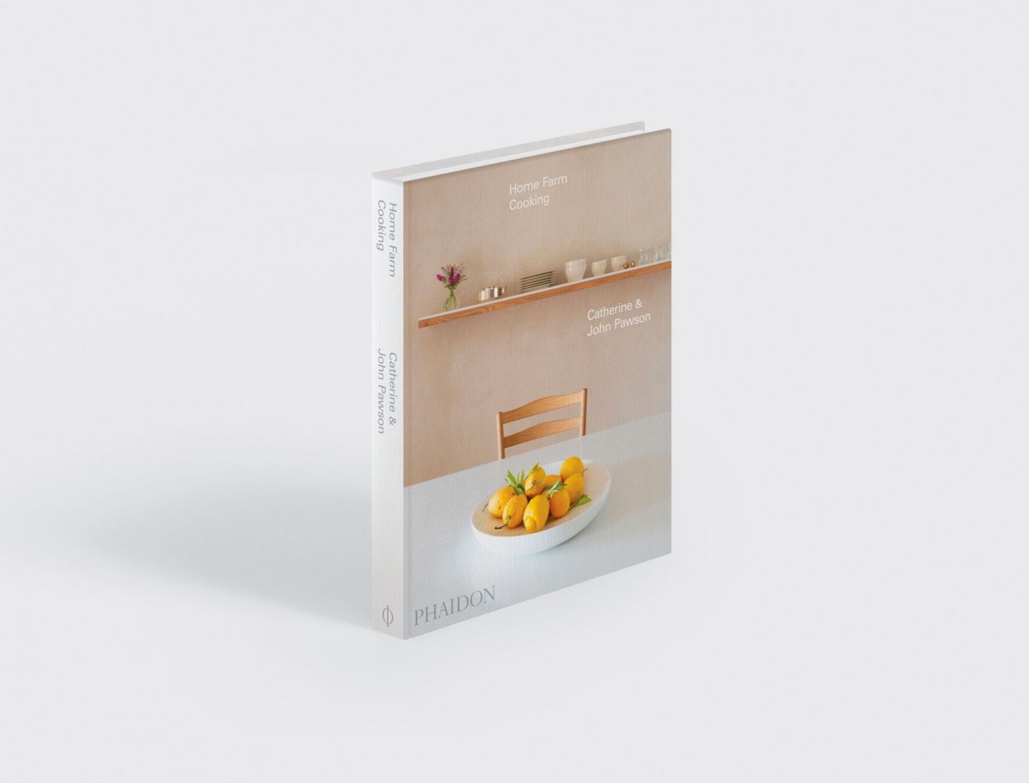 novo livro receitas; John Pawson