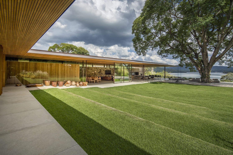 residência rn jacobsen arquitetura obra do ano 2021 vencedor arquitetura casa projeto Brasil