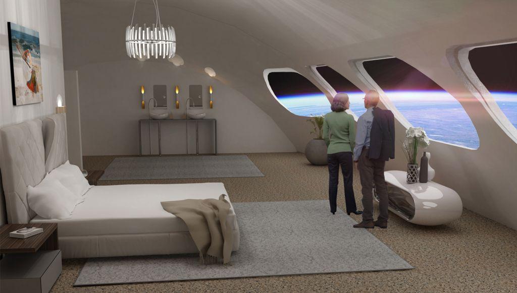 suites hotel espacial