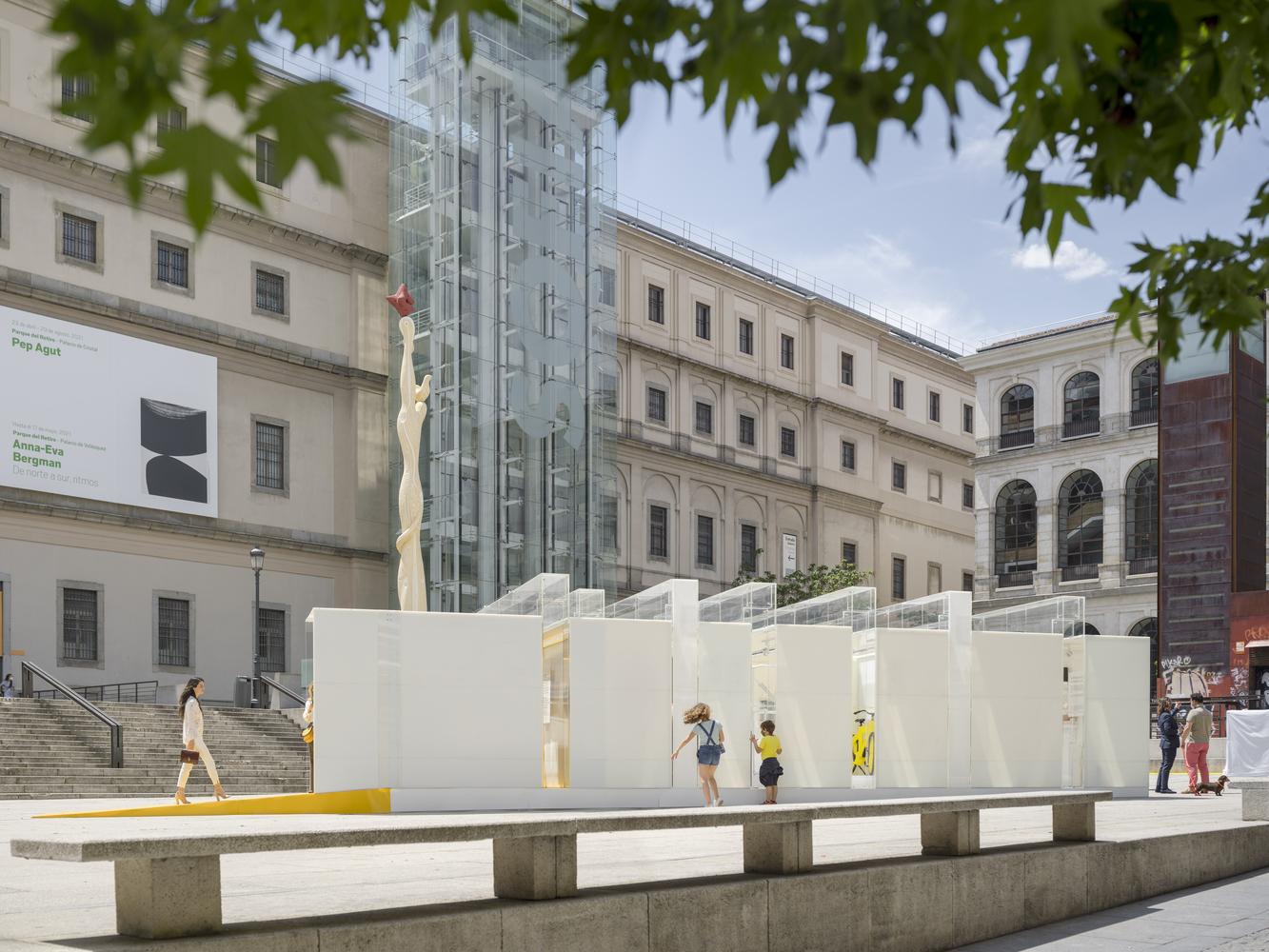museu do plástico madri espanha sustentabilidade arquitetura construção