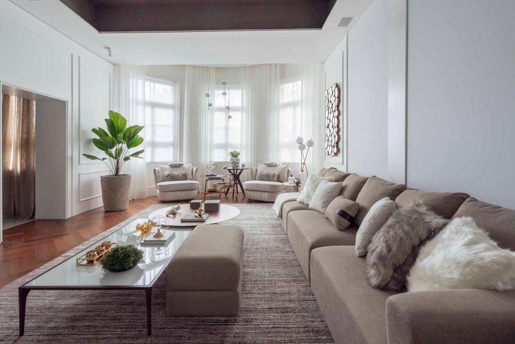 casacor; sala de estar; 2019