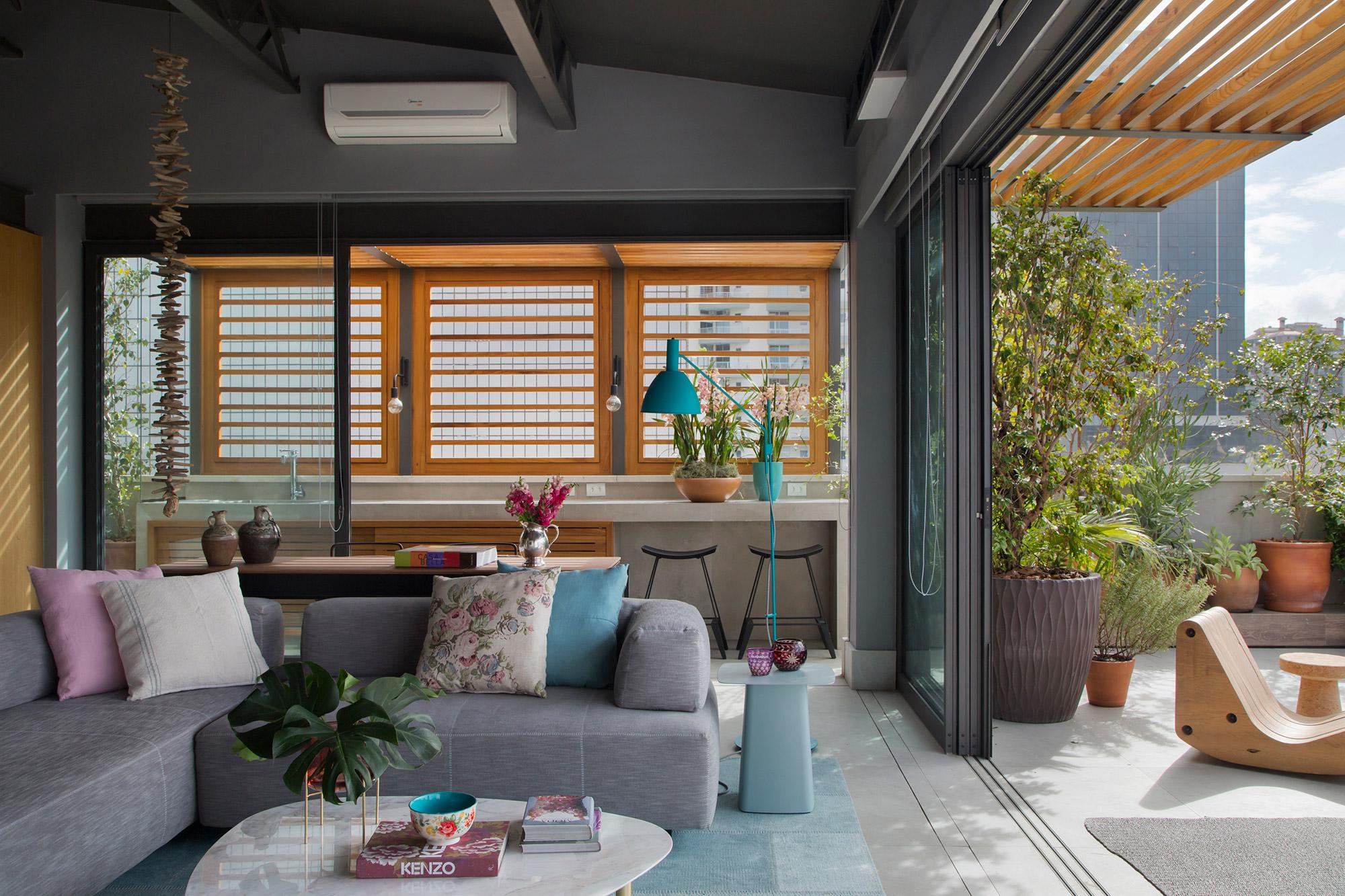 adriana esteves rio de janeiro apartamento decoração design decor arquitetura duplex cobertura