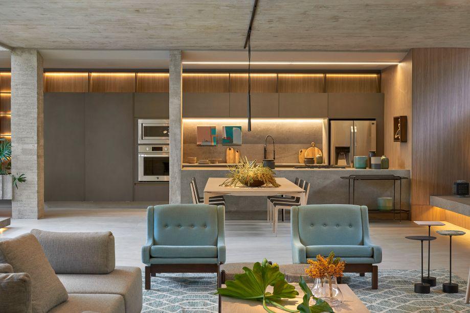 Casa Finitura, por Deborah Pinheiro Arquitetura - CASACOR Brasília 2019