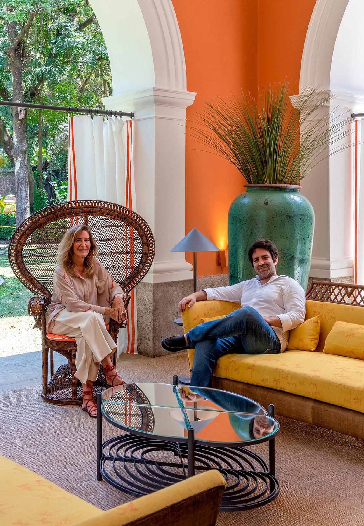 Cynthia Berlandez Pedrosa e Raphael Pedrosa Zay