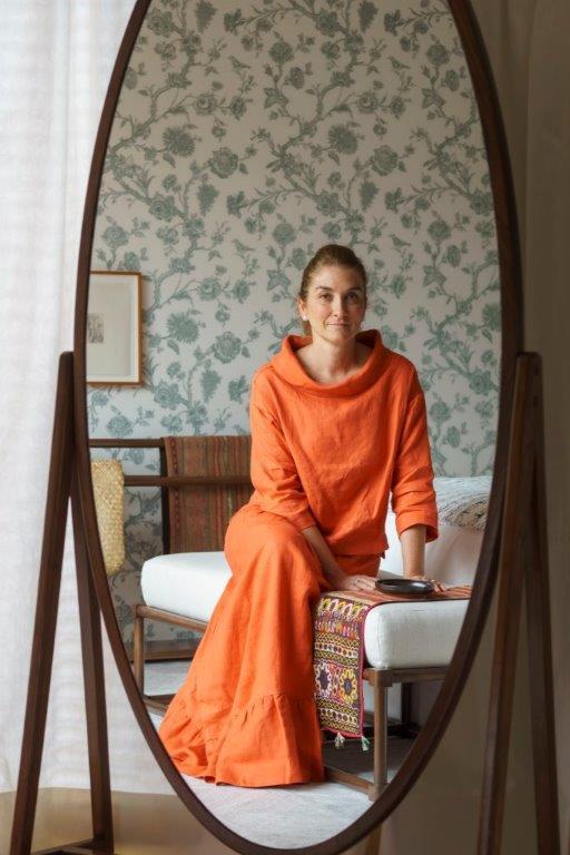 Marina Linhares; coleção; design; mobiliário; casa; quarto; madeira
