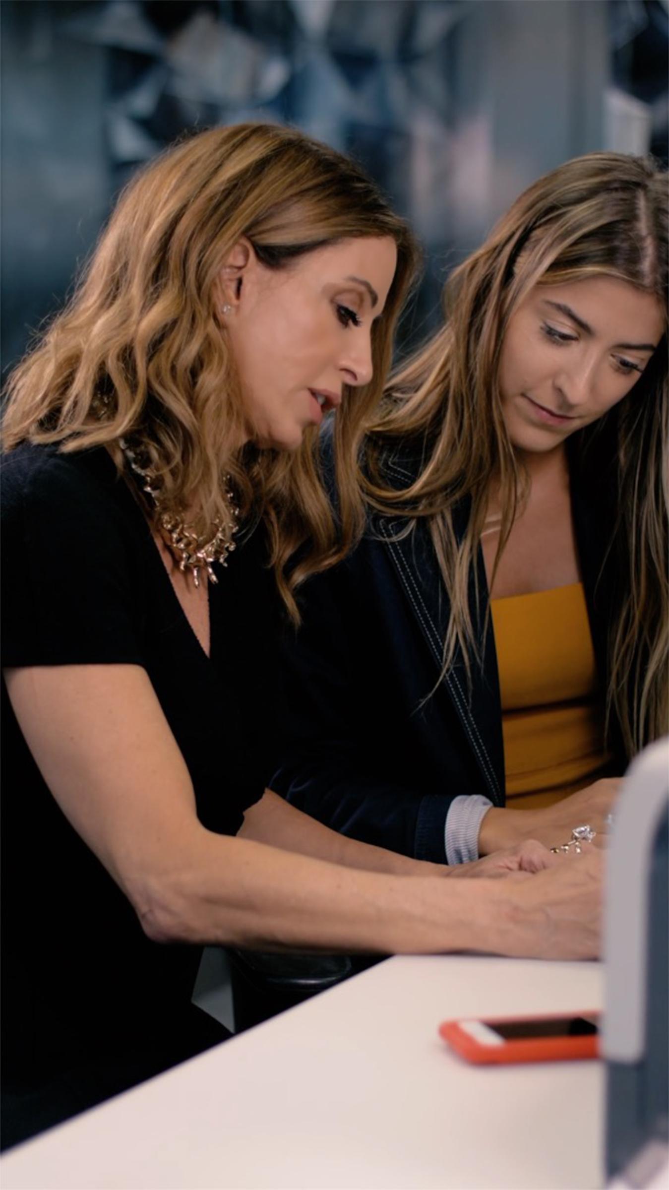 Fernanda e Isabella Marques