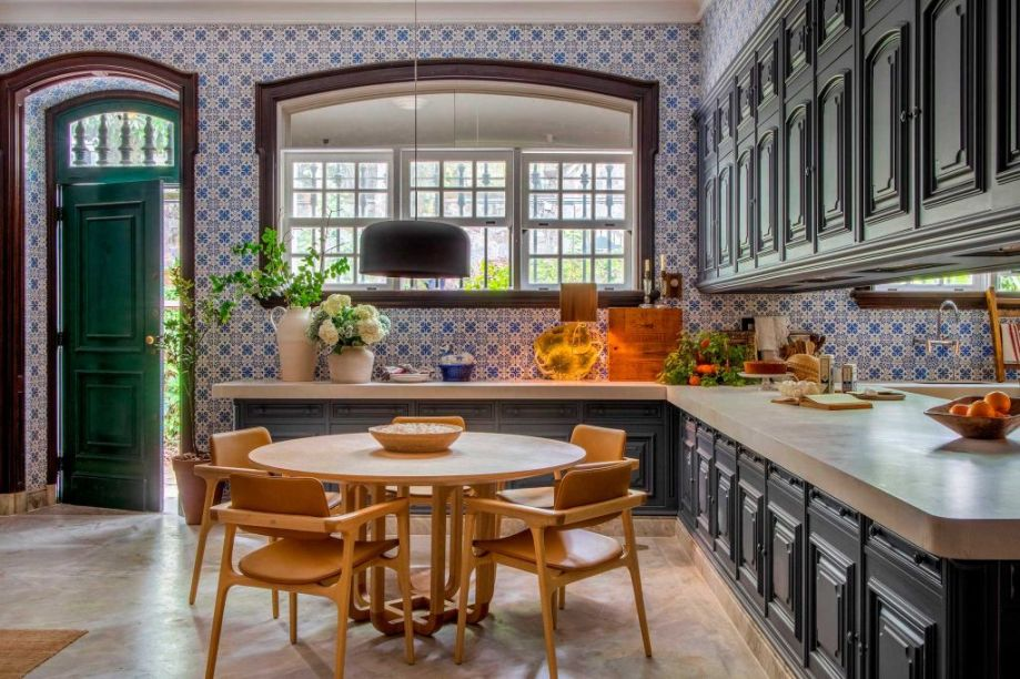 Cozinha dos Amigos - Anna Malta e Andréa Duarte - CASACOR Rio de Janeiro 2021