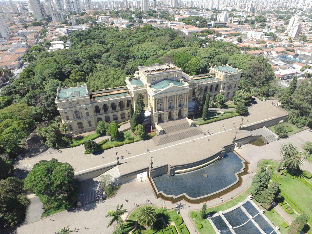 museu do Ipiranga; história; brasil; revitalização; restauração; 200 anos independência do brasil