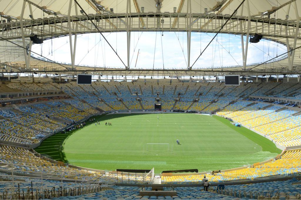 Estádio do Maracanã passou por Retrofit para a Copa do Mundo de 2014